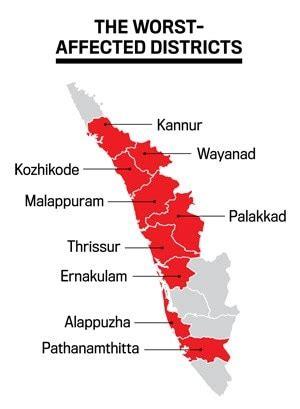 Essay on floods in Kerala today